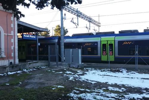 Regione potenzia tratte ferroviarie tra Ascoli e San Benedetto
