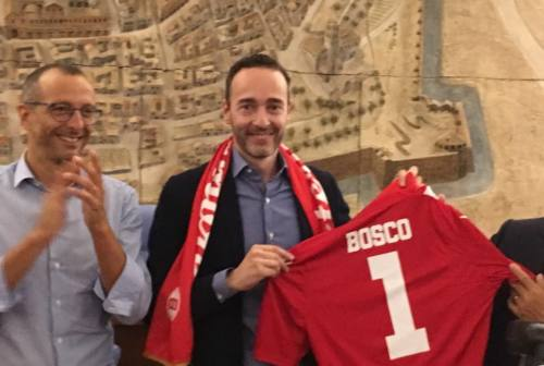 Calcio, Vis Pesaro, Bosco: «Sarà l'anno della rinascita»