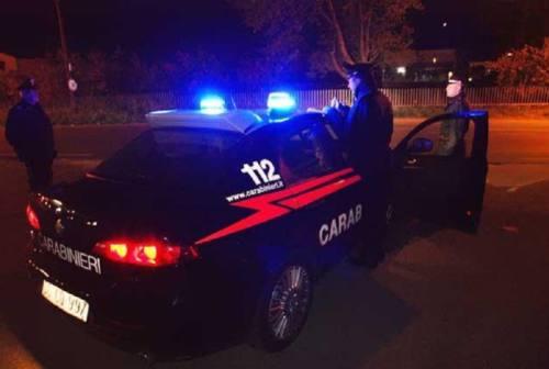 Ancona, ubriachezza, atti osceni e coprifuoco: quattro persone fermate, sanzioni e denunce