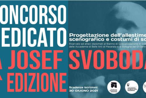 Fondazione Pergolesi Spontini, un concorso dedicato a Svoboda per scenografia e costumi