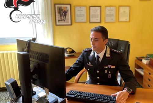 Jesi, carabinieri in cattedra per una speciale lezione sulla legalità