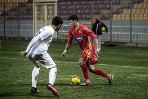 Calcio Vis Pesaro, De Grazia obiettivo per il centrocampo
