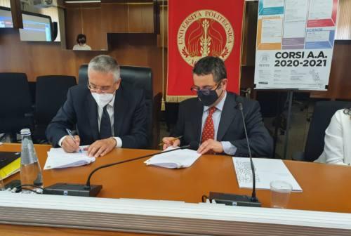 Digitalizzazione del patrimonio culturale, siglata convenzione tra Università Politecnica e ministero della Cultura