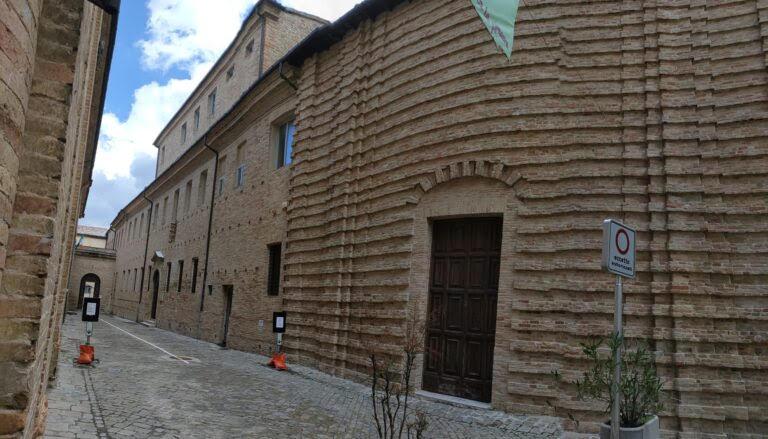 La sede Accademia Erard di Cupramontana