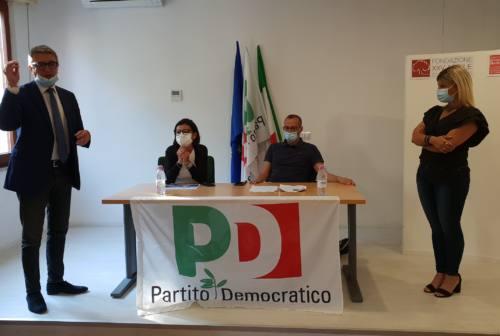 L'ex ministro De Micheli a Pesaro: «Il casellino a Santa Veneranda si farà»