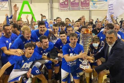 Ristopro Fabriano: il campionato di serie A2 inizierà il 3 ottobre
