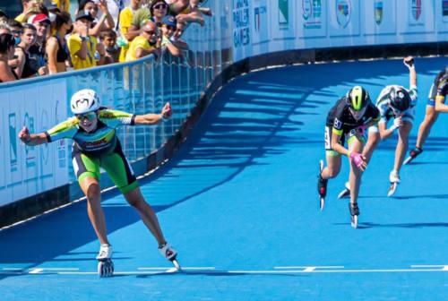 Dagli Italian roller games Linda Rossi torna con sei medaglie d'oro e un argento
