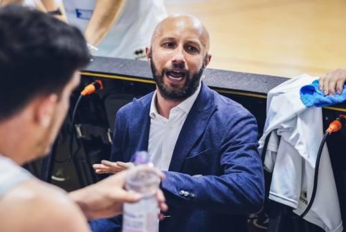 Ristopro Fabriano, coach Pansa: «Bravi, ma adesso non abbassiamo la guardia»