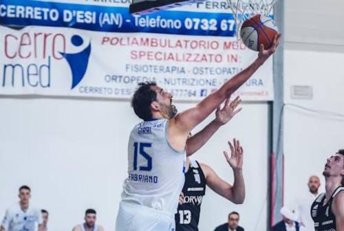 Basket, la Ristopro Fabriano è obbligata a vincere