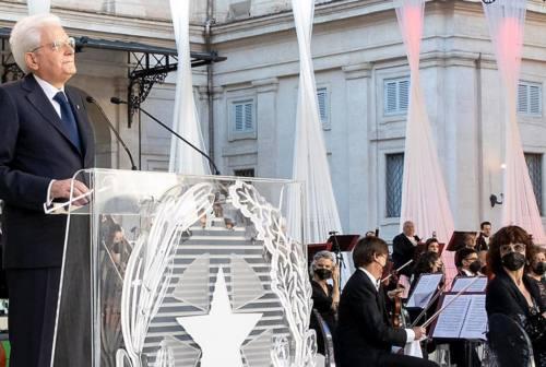 Il presidente della Repubblica Mattarella sarà a Pesaro per la chiusura del Rossini Opera Festival