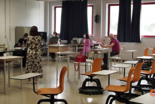 Esami di maturità 2021, le voci degli studenti di Ancona e Falconara – VIDEO