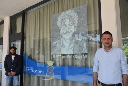 Caso Patrick Zaki: Monteprandone espone il suo ritratto in consiglio comunale
