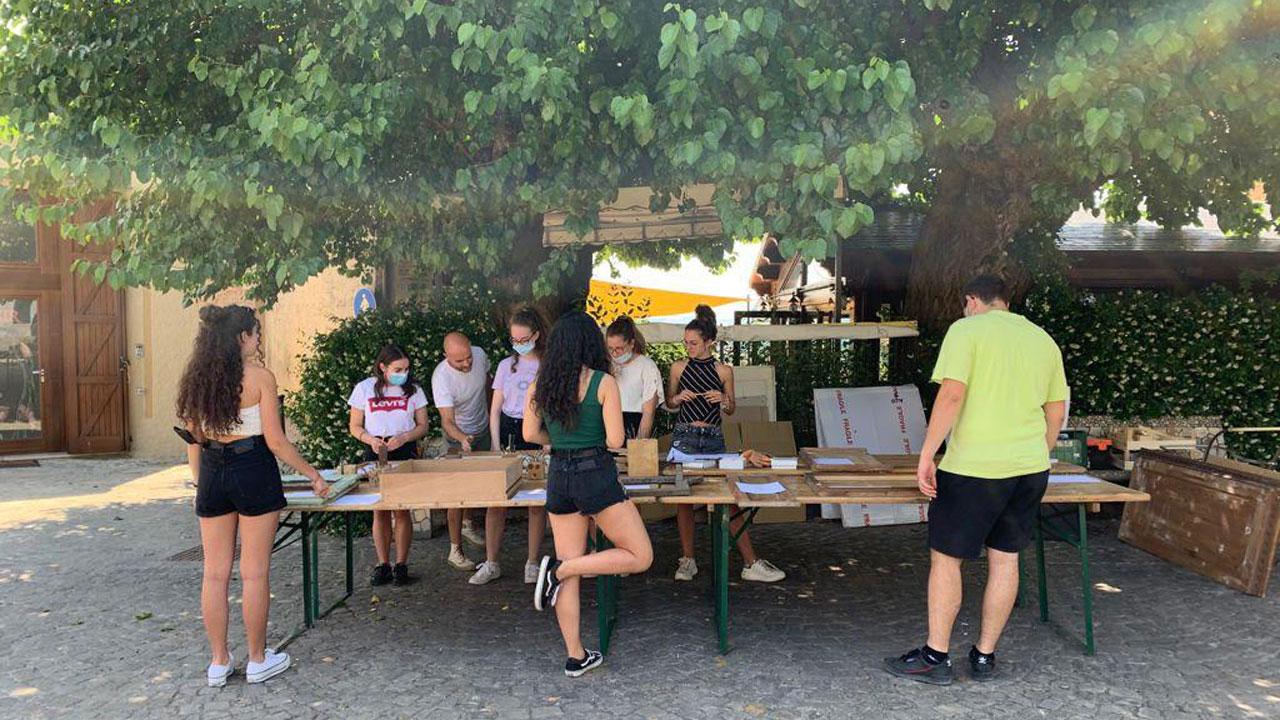 Morro d'Alba, Green Loop Festival