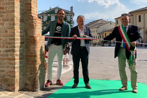 Morro d'Alba, inaugurato il Green Loop Festival: quattro giorni su sostenibilità ed economia circolare