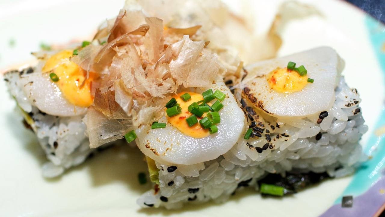 sushi, sashimi e dintorni