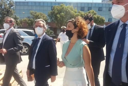 Il Centro Agroalimentare Piceno progetta il rilancio: incontro con il sottosegretario Battistoni