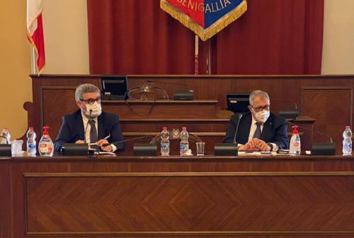 Senigallia, sicurezza ed eventi estivi: riunione in Comune con prefetto e forze dell'ordine