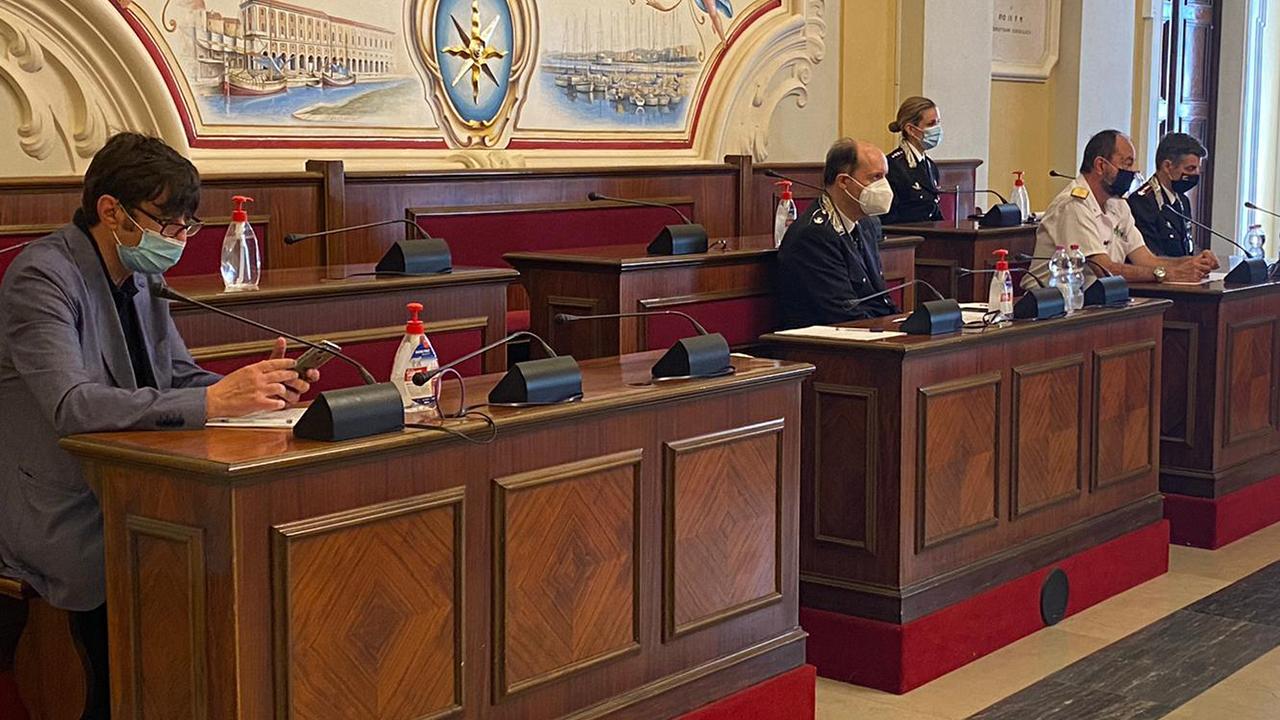 Il vertice sulla sicurezza durante gli eventi estivi a Senigallia