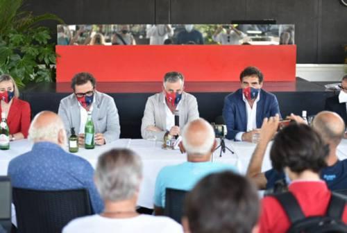 Sambenedettese, il nuovo proprietario Renzi si presenta alla città: «Ripartire da una società sana che rispetterà gli impegni»