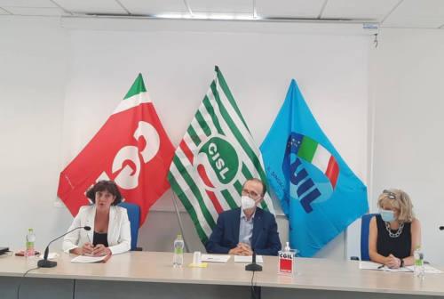 Mobilitazione di Cgil, Cisl e Uil su sanità marchigiana e Pnrr: «Urgente un confronto con la Regione, finora non c'è stato»