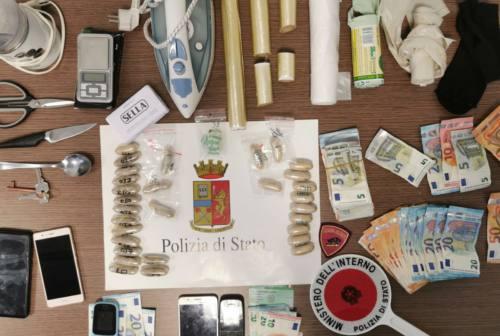 Macerata, smantellata centrale di spaccio di eroina: due nigeriani in manette
