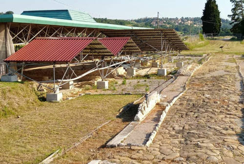 Archeologia: ultime visite guidate estive nelle terre suasane sulla vita dei romani