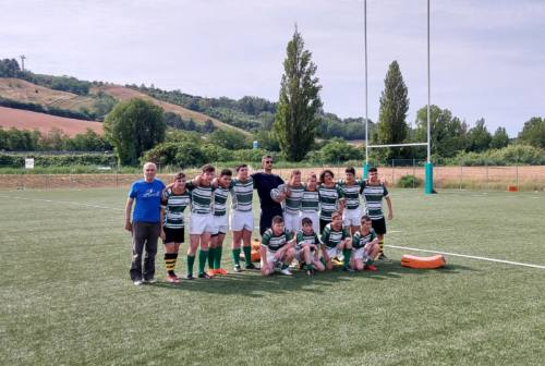 Rugby Jesi '70, il ritorno in campo di leoncelli e leoncelle di Under 14 e Under 16