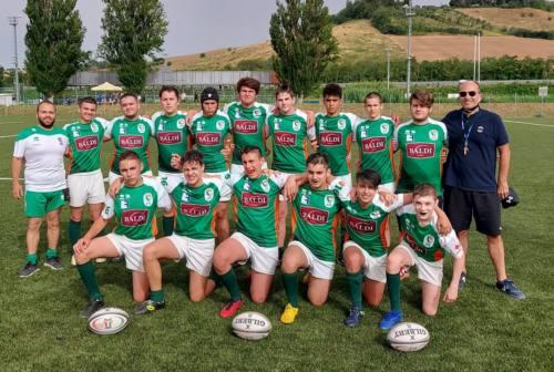 Rugby Jesi, l'Under 16 ritrova il campo con gli amici di Fabriano. «Una grande giornata»