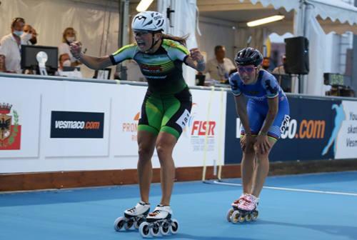 Italian Roller Games: vittorie per Linda Rossi e Alice Sorcionovo nella pista di Senigallia