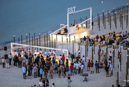 Il 23 luglio arte, architettura e design nella notte di Demanio Marittimo.Km-278 a Marzocca