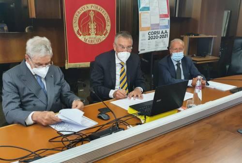 Univpm e Segretariato Permanente Iniziativa Adriatico-Ionica investono nel futuro: siglato un protocollo d'intesa