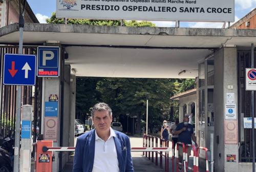 Sanità, il sindaco di Fano ancora all'attacco della giunta Acquaroli: «Le rassicurazioni rimangono parole al vento»