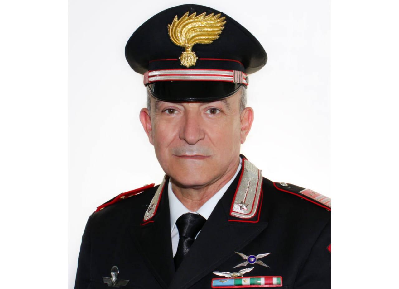 il luogotenente Raffaele Lopriore.