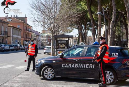 Senigallia, denunciato 53enne del luogo per spaccio di cocaina