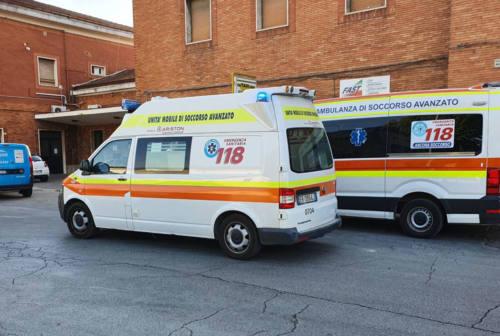 Tragedia a Fabriano: investita dal treno, muore una 15enne