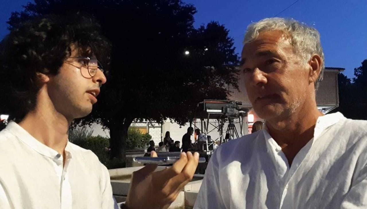 A tu per tu con Massimo Giletti