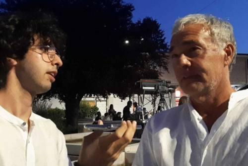 A tu per tu con Massimo Giletti: «Le Marche terra di cultura. Le intimidazioni? Rispondo solo alla mia coscienza»