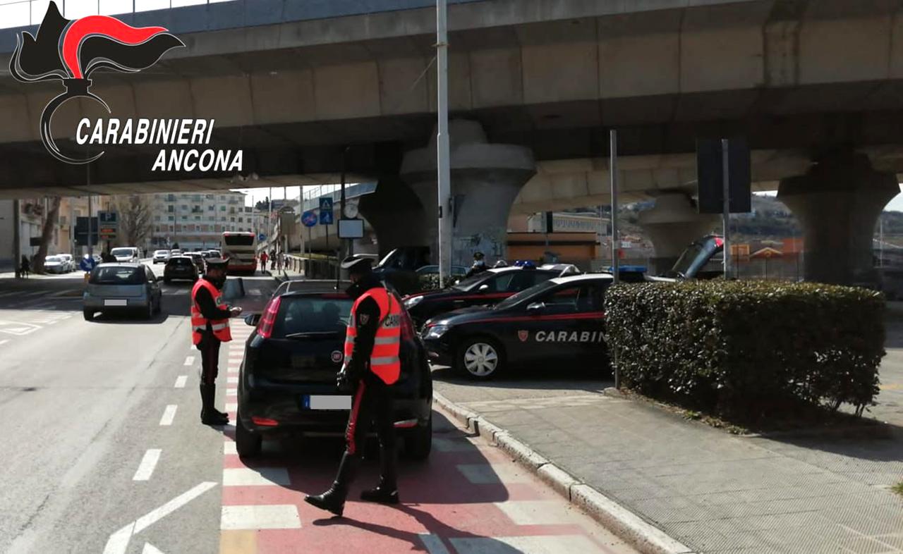 Carabinieri-Ancona