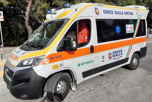 Ancona: bus frena di colpo, bimba di 7 anni in ospedale per un trauma facciale