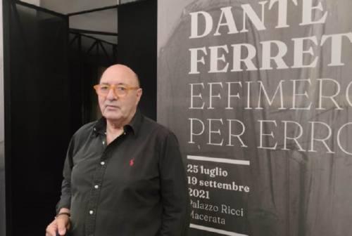 Dante Ferretti nella sua Macerata. «I bozzetti che preferisco? Quelli che mi hanno fatto vincere l'Oscar»