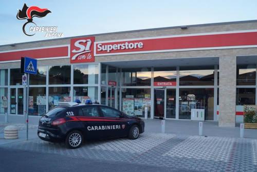 Furti in abitazione a Trecastelli e Ostra, a Senigallia preso di mira il supermercato