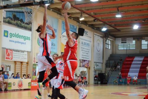 Basket, Supercoppa Serie B: sarà Goldengas Senigallia contro Jesi
