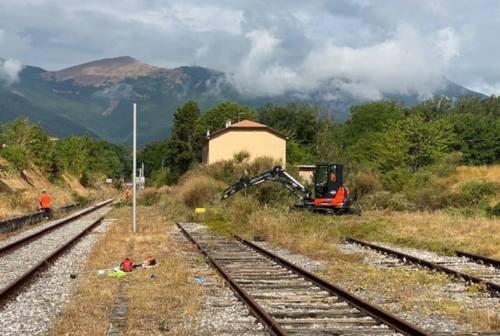 Riapertura tratta ferroviaria Fabriano-Pergola, il plauso di Cna e di Marco Ausili
