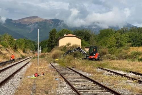 Ferrovia Fabriano-Pergola: l'idea di dar vita a pacchetti turistici ad hoc