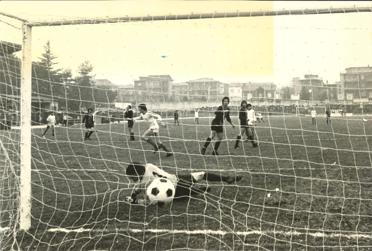 Jesina-Vigor Senigallia 1-0, il gol di Garbuglia