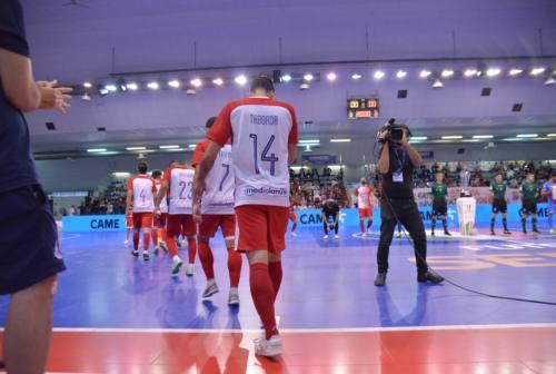 Futsal, Champions League: l'Italservice Pesaro in campo a fine ottobre