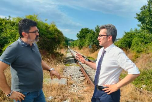 Sarà riattivata la tratta ferroviaria Fabriano-Pergola per fini turistici