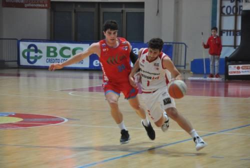 Basket, Marco Giacomini sarà ancora il play della Goldengas Senigallia: «Sono fiducioso e propositivo»