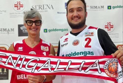 Sonia Fileri nuova Presidente della Goldengas Senigallia