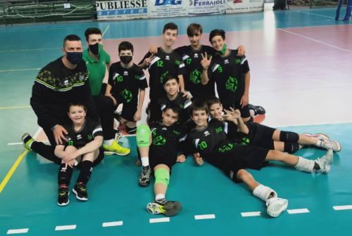 La Nova Volley alla finale regionale U13 Maschile